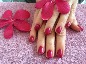 Nails at Zen Spa